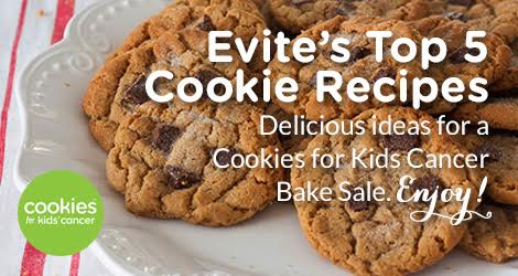 Make our top 5 cookie recipes for your upcoming bake sale!
