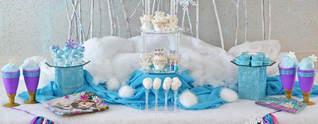 """Frozen"" Birthday Party"