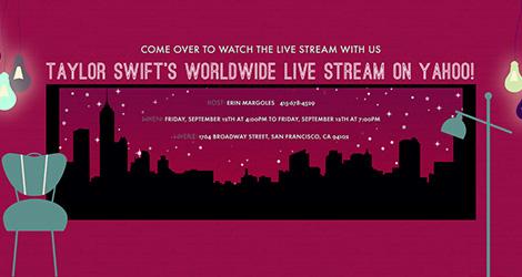 NYC Loft Invitation