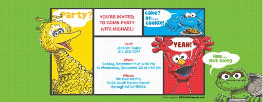 sesame street, comics, comic strip, big bird, elmo, cookie monster, oscar the grouch
