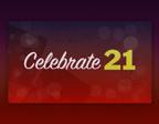 celebrate21