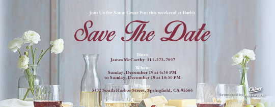 save the date, wedding