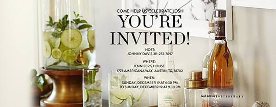 Limeade Invitation