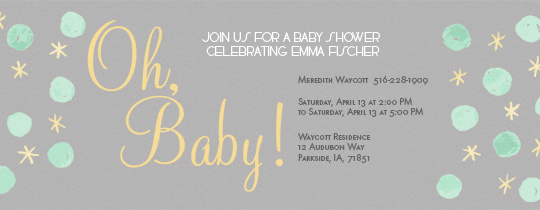baby shower free online invitations, Baby shower invitations