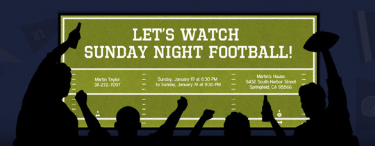 football, watch the game, football game, super bowl