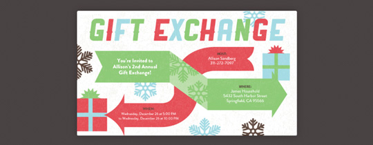 Gift Paths Invitation