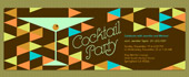 cocktail, cocktail party, cocktails, martini, mid-century modern, modern, retro