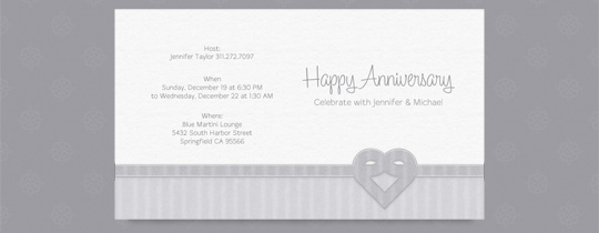 25th anniversary, anniversary, anniversary party, happy anniversary, heart, silver, silver anniversary, wedding anniversary