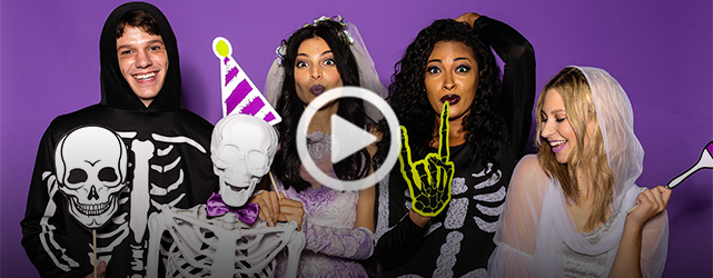 5 Spooktacular Halloween Party Themes