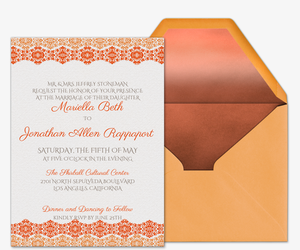 Princess Elizabeth Invitation