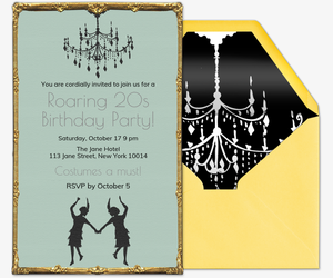 Theme Party Online Invitations Evite Com