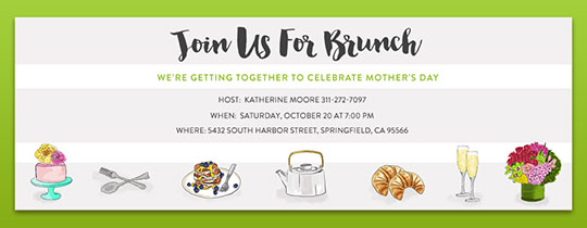 Mother's Day free online invitations - Evite