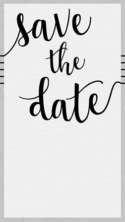 Image result for save the date for conference template free